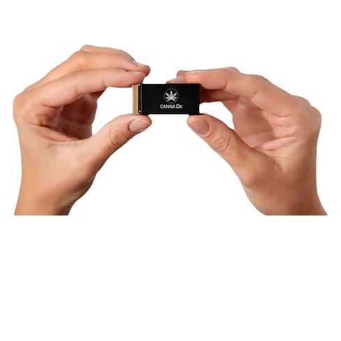 CannaDx™ Sensor   Leafly
