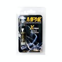 MPX: 500mg Cartridge (Grapefruit Kush)