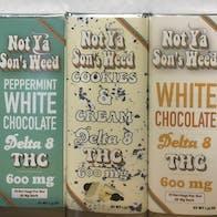 NYSW Cookies N' Cream Chocolate (600mg)