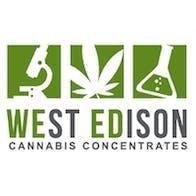 West Edison - Budder -  Chem Death (Indica/Hybrid)