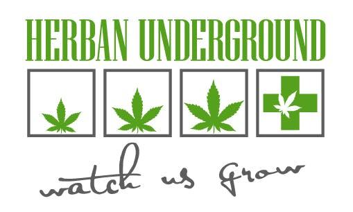 Logo for Herban Underground