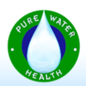 Logo for Pure Water Health - LARGEST CBD SELECTION IN SAN DIEGO