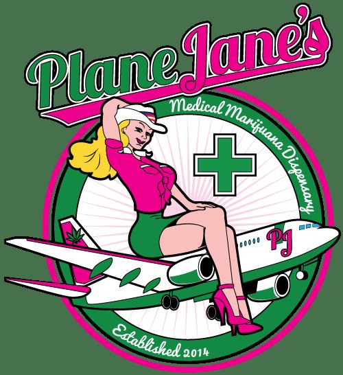 Logo for Plane Jane's
