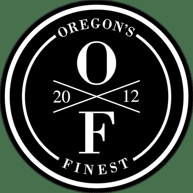 Logo for Oregon's Finest - MLK