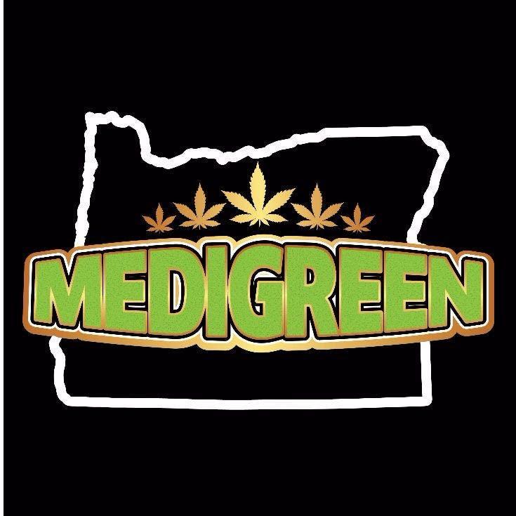 Logo for MediGreen Collectives