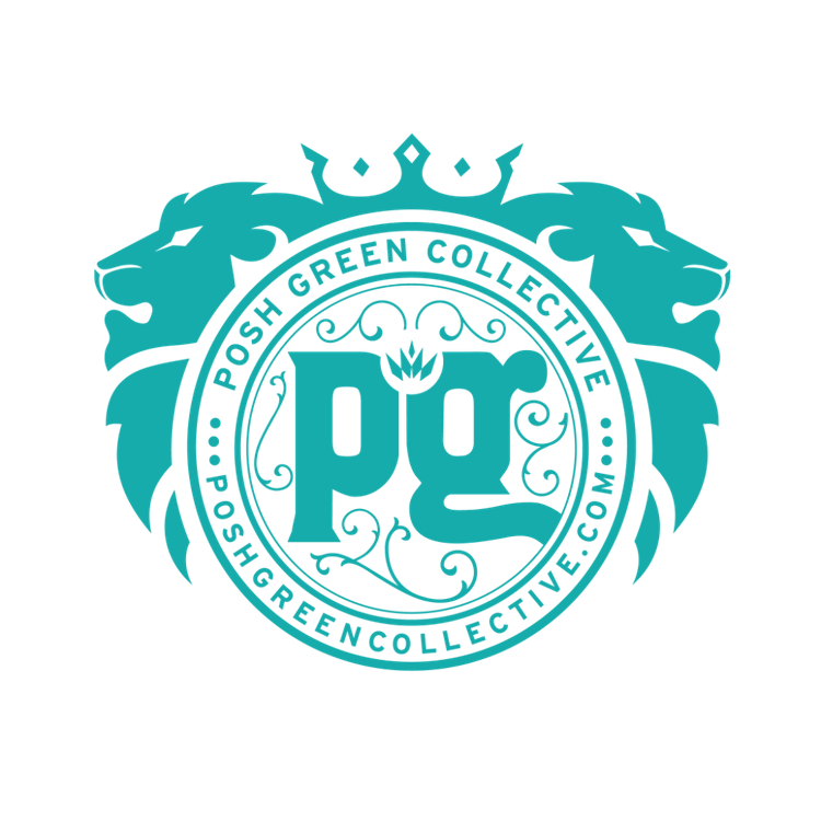 Logo for Posh Green Collective Delivery
