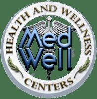 Logo for MedWell Health & Wellness - Fairhaven