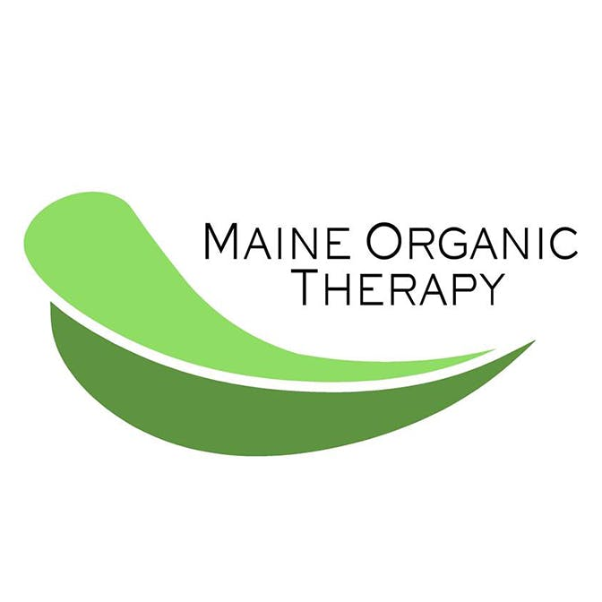 Logo for Maine Organic Therapy