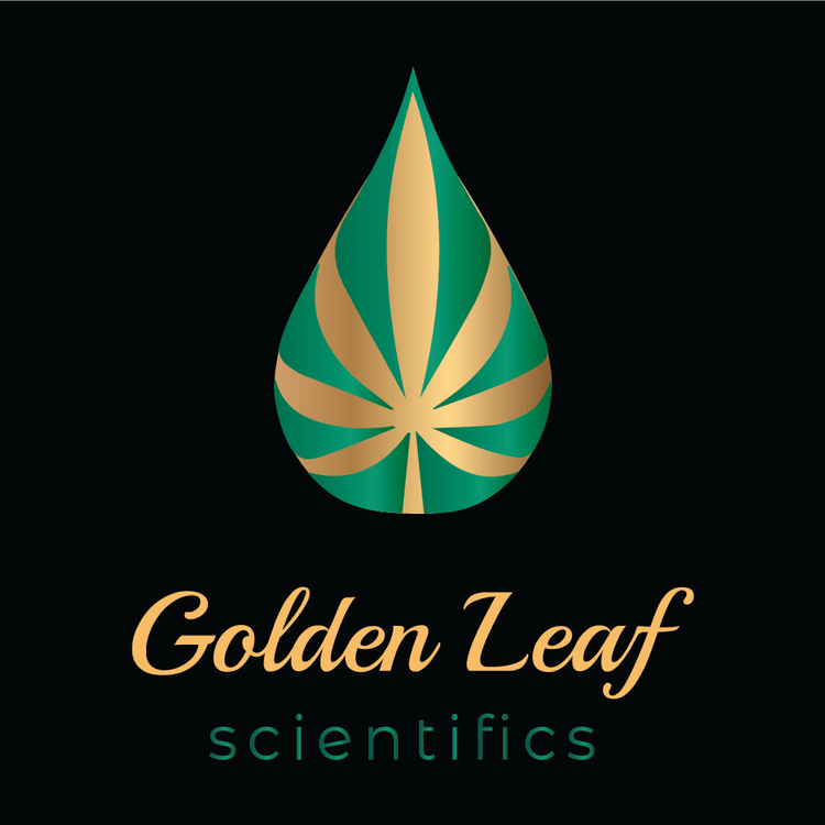 Logo for Golden Leaf Scientifics - Delivery