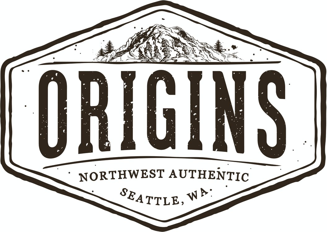 Logo for Origins - West Seattle