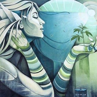Logo for Green Goddess Collective - Venice - 90291