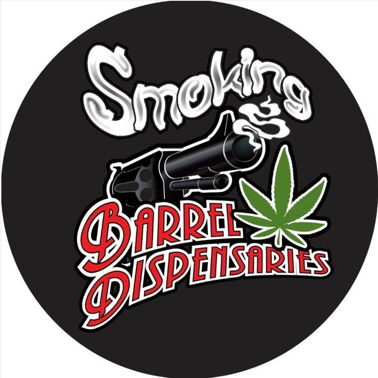 Logo for Smoking Barrel Dispensaries