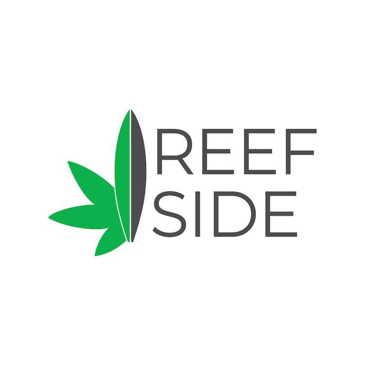 Logo for Reefside Dispensary