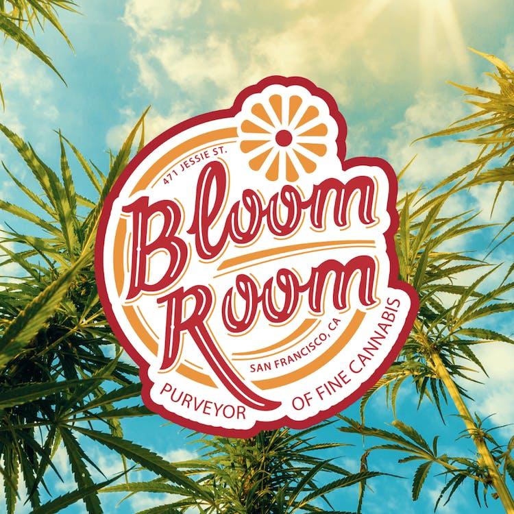 Logo for Bloom Room
