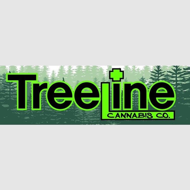 Logo for Treeline Cannabis Co.