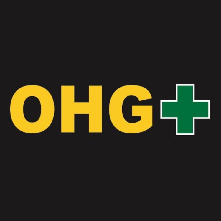 Logo for OHG (Oklahoma Home Grown) South Tulsa