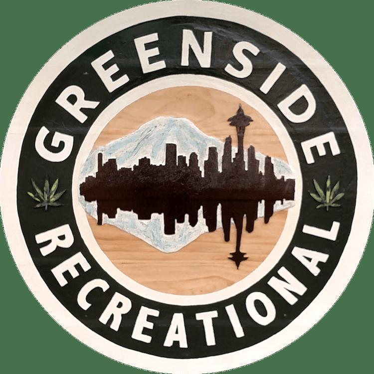 Logo for Greenside Recreational Seattle