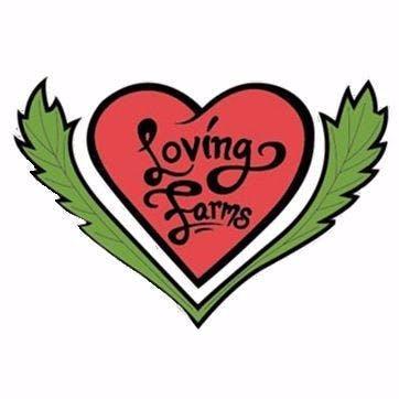 Logo for Loving Farms - Mount Vernon