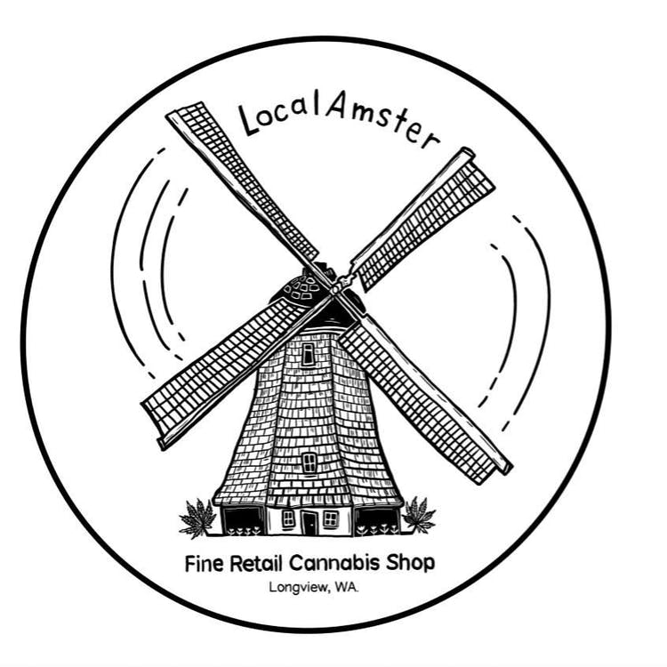 Logo for Localamster in Longview