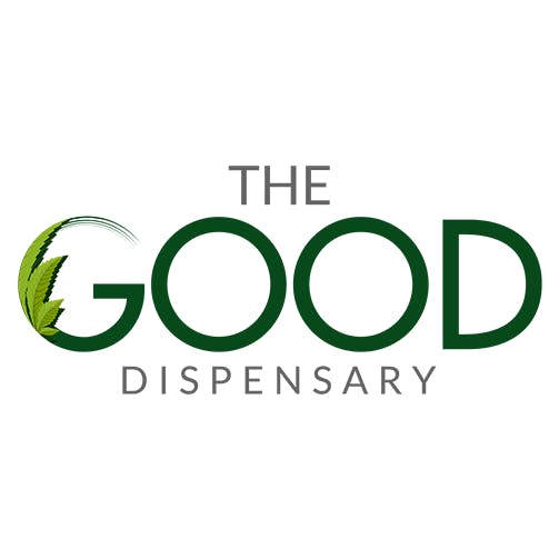 Logo for The Good Dispensary
