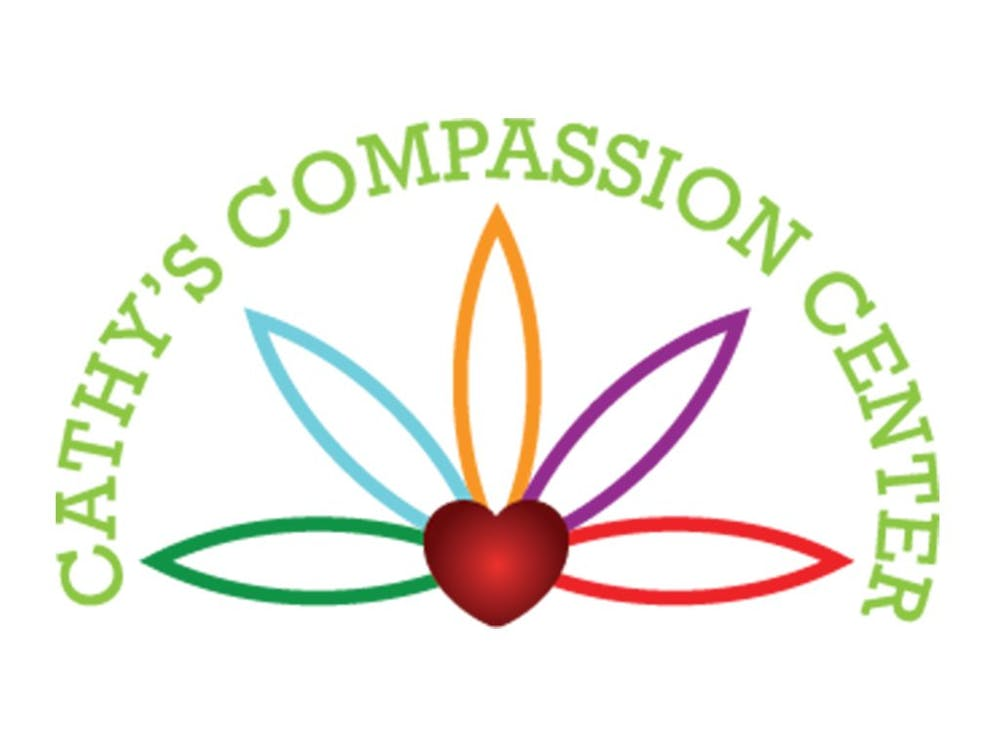 Logo for Cathy's Compassion Center