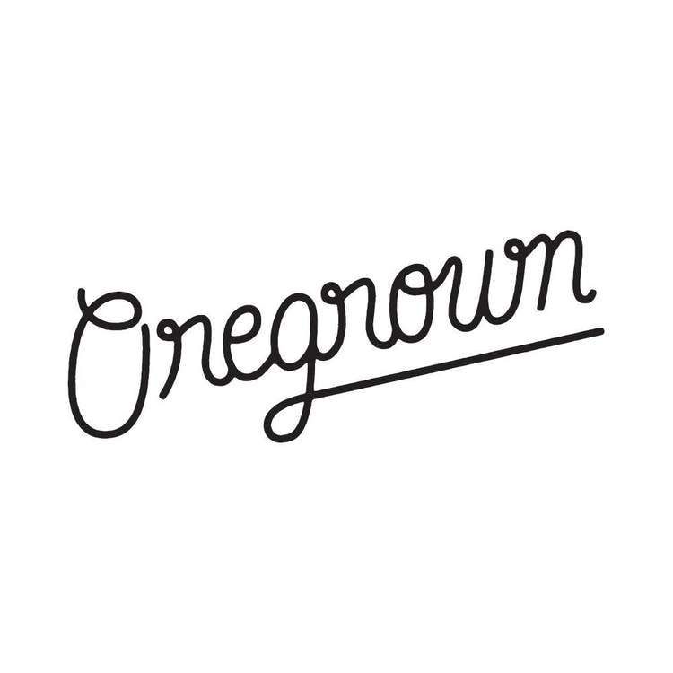 Logo for Oregrown - PDX