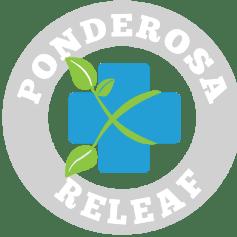 Logo for Ponderosa Releaf