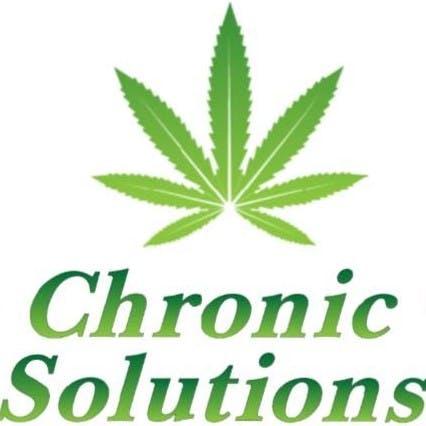 Logo for Chronic Solutions