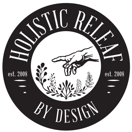 Logo for Holistic Relief By Design - Billings