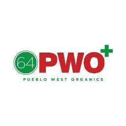 Logo for Pueblo West Organics - Recreational