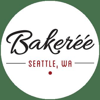 Logo for The Bakeréé
