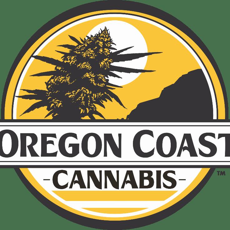 Logo for Oregon Coast Cannabis