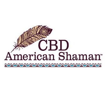 Logo for CBD American Shaman West Jordan