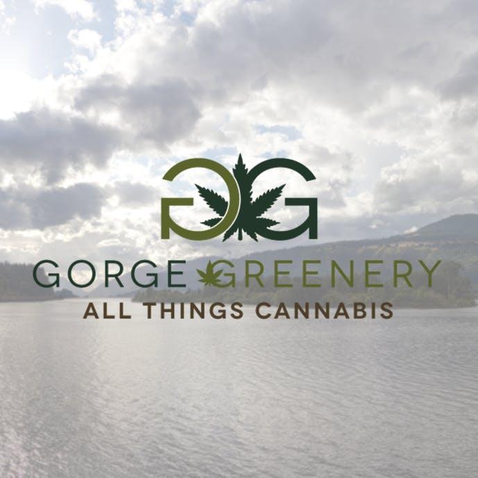 Logo for Gorge Greenery - Hood River
