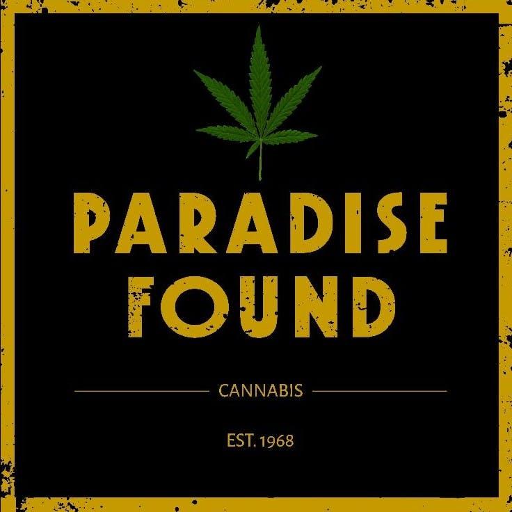 Logo for Paradise Found