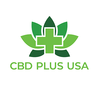Logo for CBD Plus USA - North Meridian