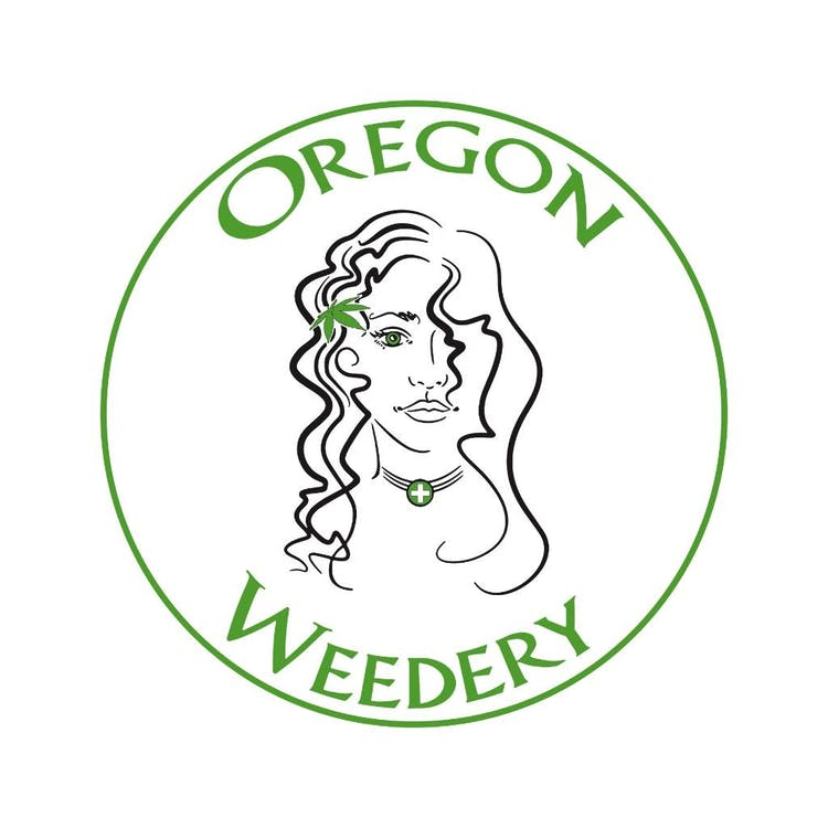 Logo for Oregon Weedery