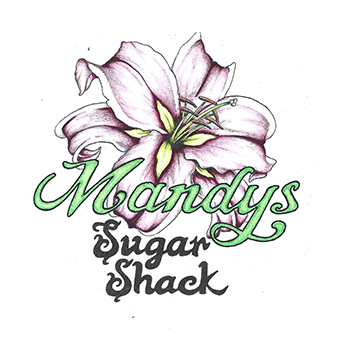 Logo for Mandy's Sugar Shack