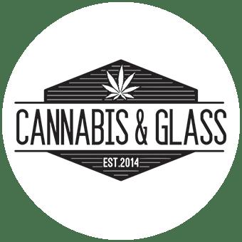 Logo for Cannabis and Glass - Spokane