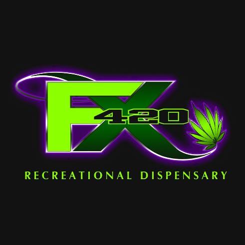Logo for FX420 Recreational Dispensary