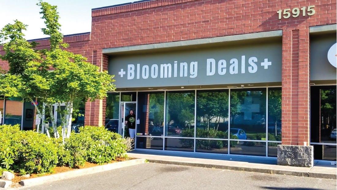 Order And Pickup Blooming Deals By Cannabis Nation Beaverton Menu