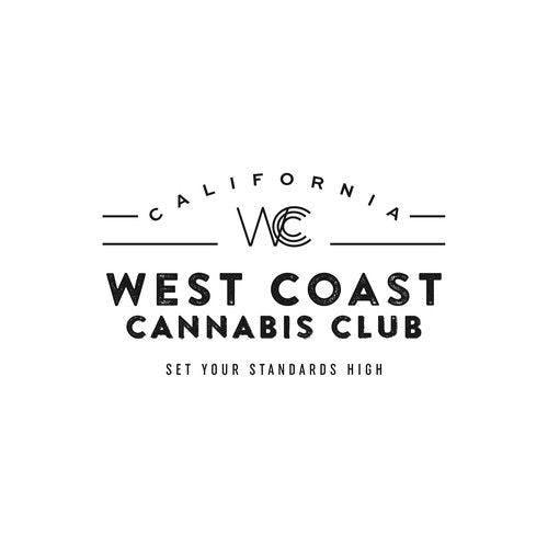 Logo for West Coast Cannabis Club