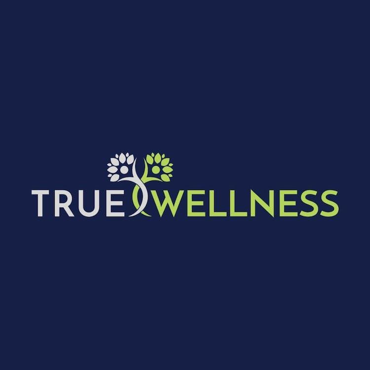 Logo for True Wellness Aberdeen