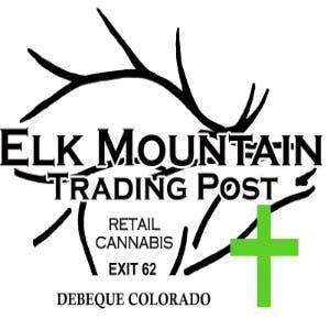 Logo for Elk Mountain Trading Post