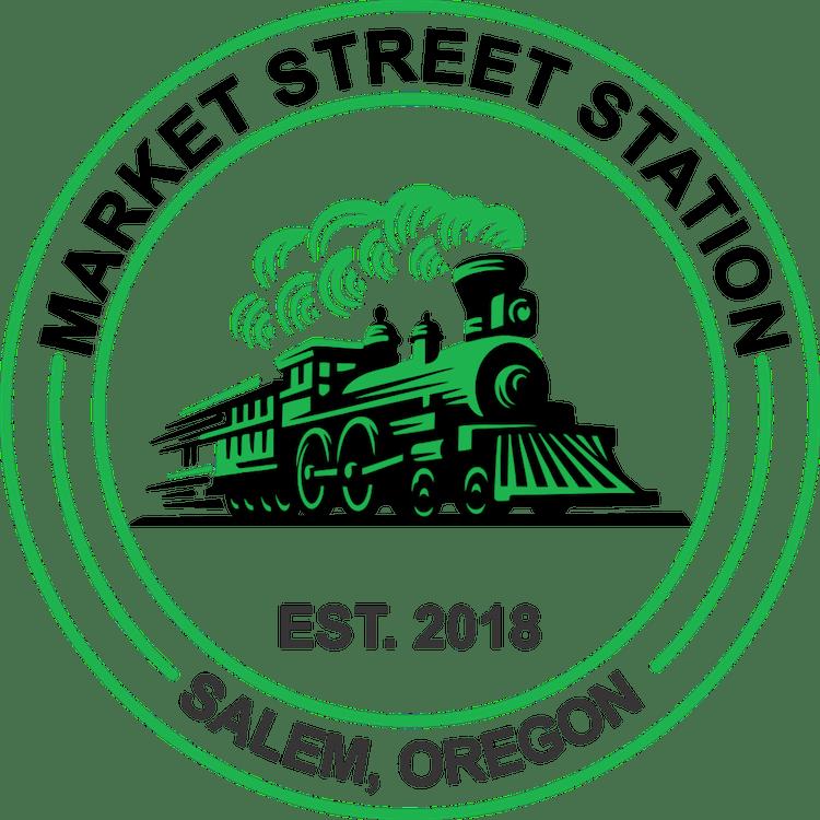 Logo for Market Street Station - Salem