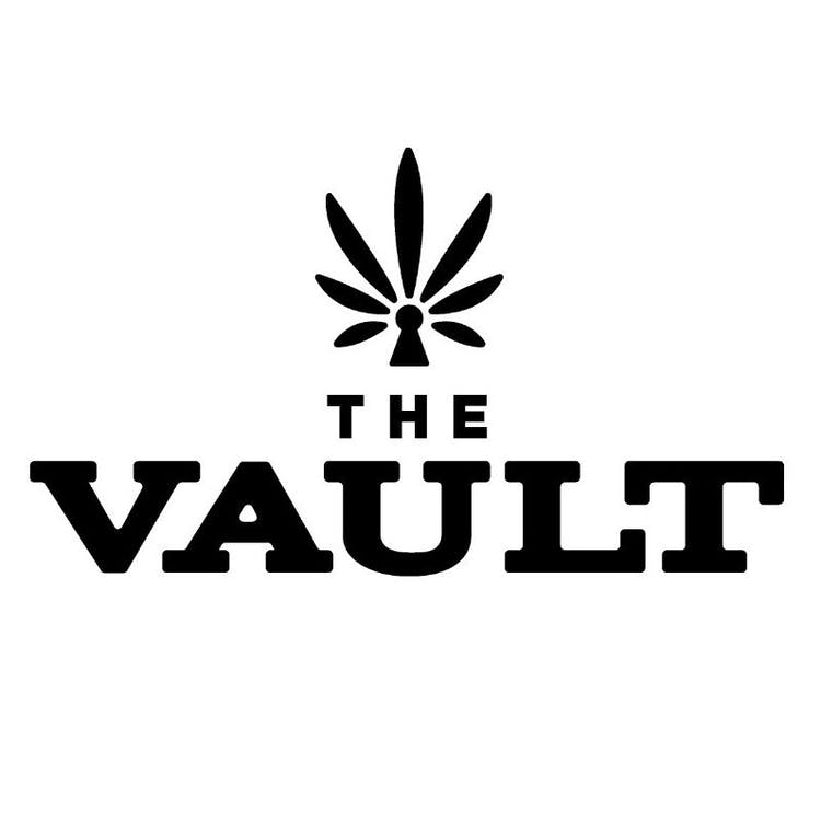 Logo for The Vault - Stanwood