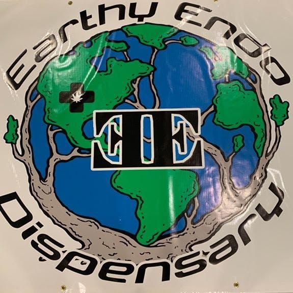 Logo for Earthy Endo Dispensary
