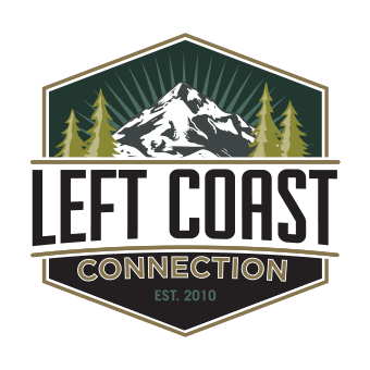Logo for Left Coast Connection