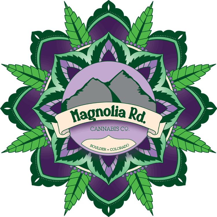 Logo for Magnolia Road Cannabis Co. Boulder (REC)