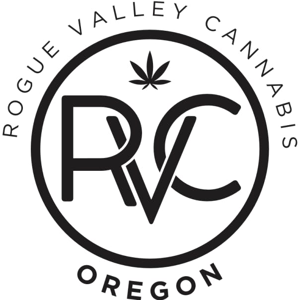 Logo for Rogue Valley Cannabis - West Main